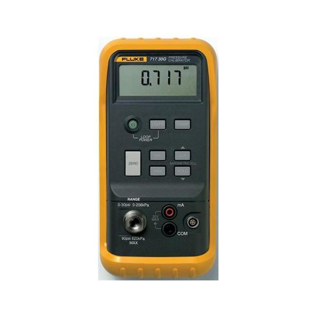 Калибратор Fluke 717 10000G  калибратор токовой петли fluke 789 e