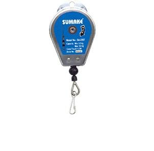 Пневмоподдержка Sumake SA-2204 (1,5-3кг)  манометр sumake sa 6605