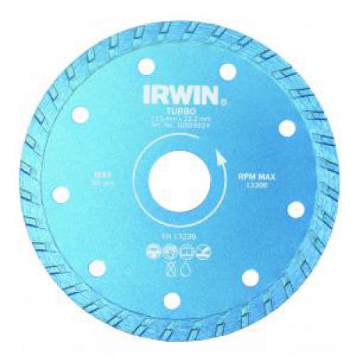 Диск IRWIN TURBO 230MM / 22,2  цены