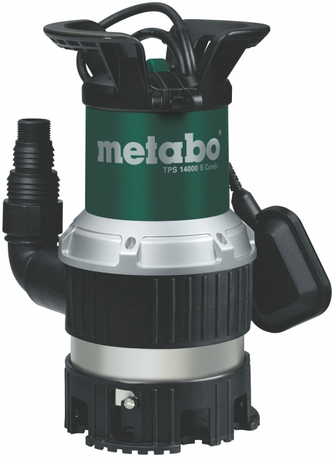 Насос погружной Metabo TPS 14000 S Combi  насос погружной metabo tpf 7000 s