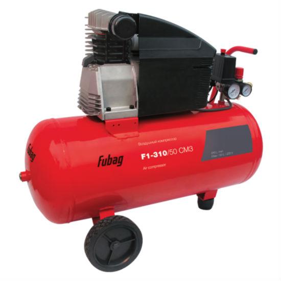 Компрессор поршневой Fubag F1-310/50 CM3  ременной компрессор fubag b3600b 50 cm3