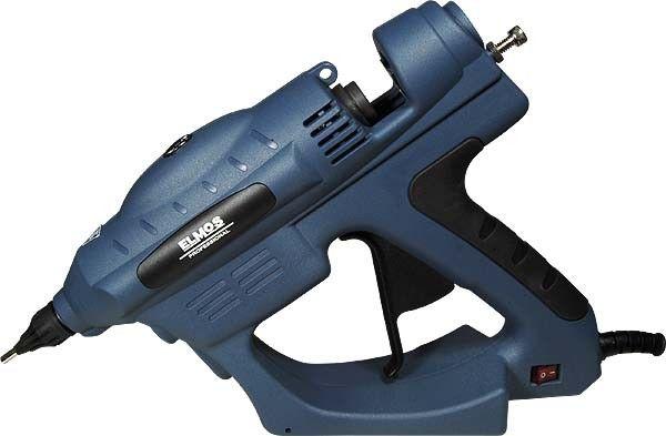 Подробнее о Термоклеевой пистолет ELMOS EGG 600 термоклеевой пистолет sturm gg2470c1