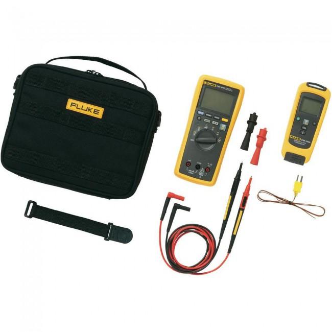 Мультиметр Fluke CNX t3000 комплект  тестер напряжения fluke cnx i3000 iflex комплект