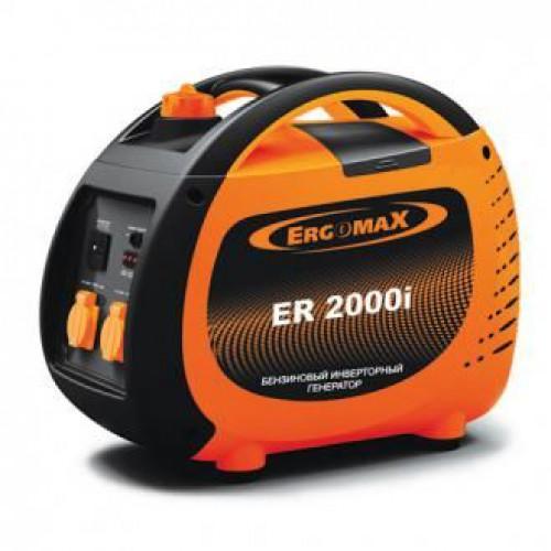 Инверторный генератор Ergomax ER 2000 i  комплект ergomax для er 2800 3400