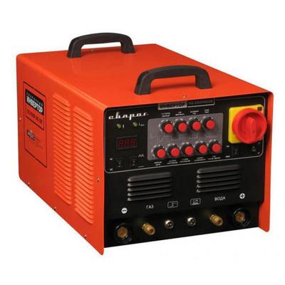 Сварочный инвертор Сварог TIG 250 P AC/DC (R62)  сварочный инвертор сварог tig 315 p ac dc r63