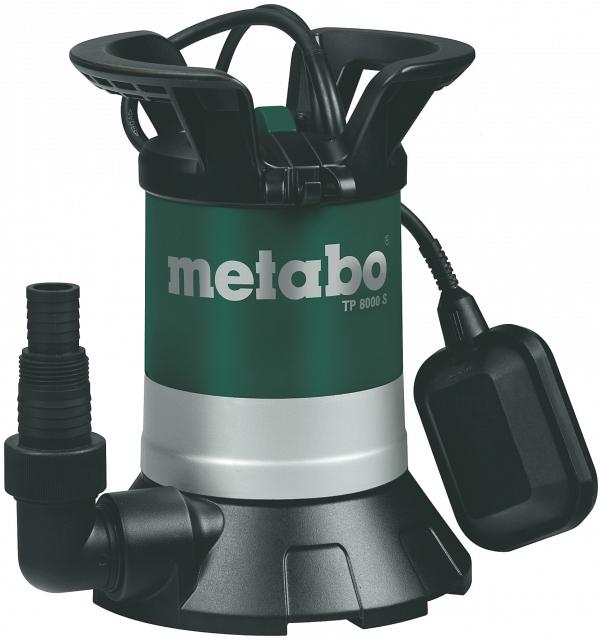 Насос погружной Metabo TP 8000 S  насос погружной metabo tpf 7000 s