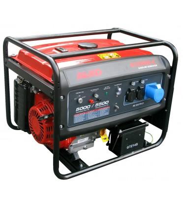 Генератор бензиновый AL-KO 6500-C генератор al ko 2000i