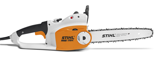 Электропила цепная Stihl MSE 170 С-Q 14 электропила цепная stihl mse210 с bq 18 45см 3 8p 1 3 62зв