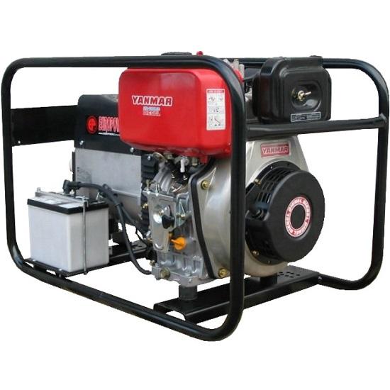 Подробнее о Генератор дизельный Europower EP 6000 DE дизельный генератор