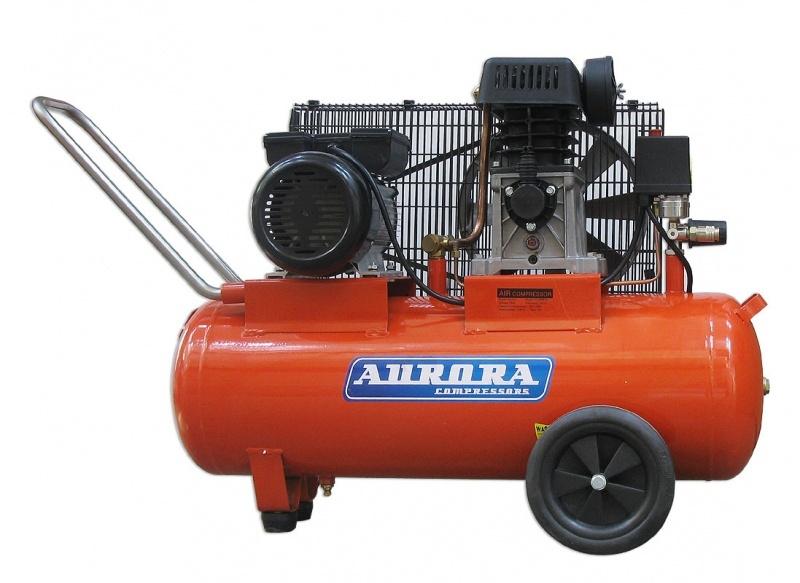 Воздушный компрессор Aurora Storm-50  воздушный компрессор aurora gale 50