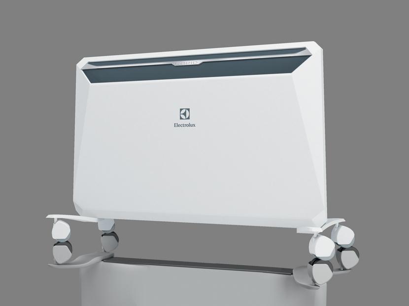 Конвектор Electrolux Rapid ECH/R-1000 E конвектор electrolux rapid ech r 1000 e