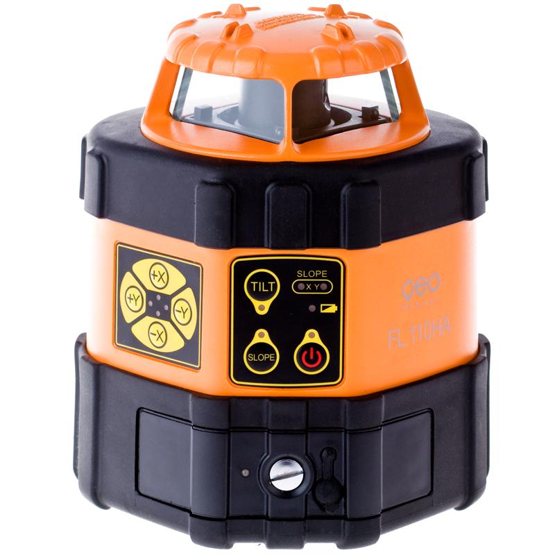 Лазерный нивелир geo-Fennel FL 110 HA  лазерный нивелир geo fennel fl 210 a