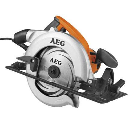 Пила дисковая AEG KS 55 C  дисковая пила aeg 446665 ks 55 2