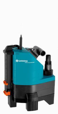 Дренажный насос Gardena 8500 AquaSensor Comfort для грязной воды  дренажный насос gardena 13000 aquasensor comfort для чистой воды