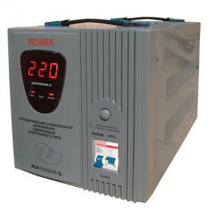 Стабилизатор Ресанта АСН-12000/1-Ц ресанта асн 120001 ц релейный в москве