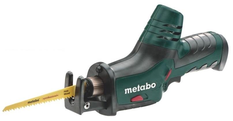 Акк. ножовка Metabo PowerMaxx ASE без акк. и ЗУ  аккумуляторная ножовка metabo powermaxx ase 10 8 602264750