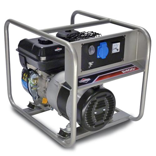 Генератор бензиновый Briggs&Stratton 2400 A  генератор бензиновый briggs