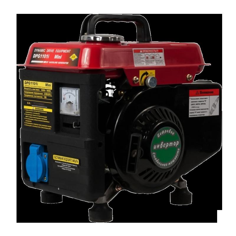 Генератор инверторного типа DDE DPG1101i  бензиновый генератор инверторного типа dde dpg1001si