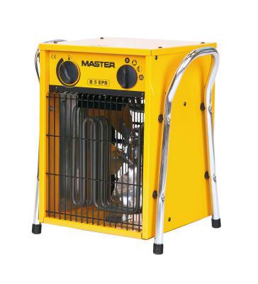 Тепловая электропушка Master  B 5 EPB-R