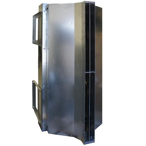 Тепловая завеса Тепломаш КЭВ-125П5051W нерж.