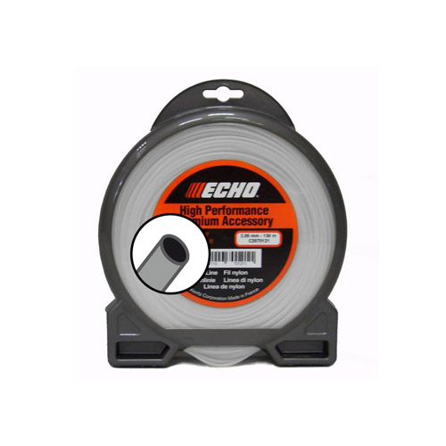 Корд трим. Titanium Power Line 2,5мм*243м (круглый) ECHO  корд трим champion square twist duo 3 0мм 168м витой квадрат