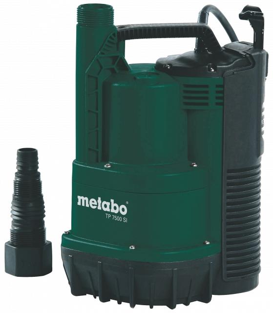 Насос погружной Metabo TP 7500 SI насос metabo tdp 7501 s 1000вт 0250750100