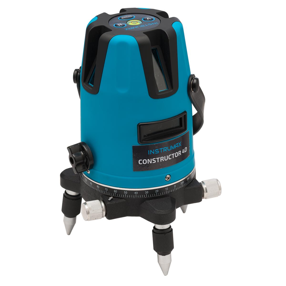 Лазерный нивелир Instrumax CONSTRUCTOR 2D  нивелир instrumax constructor 4d