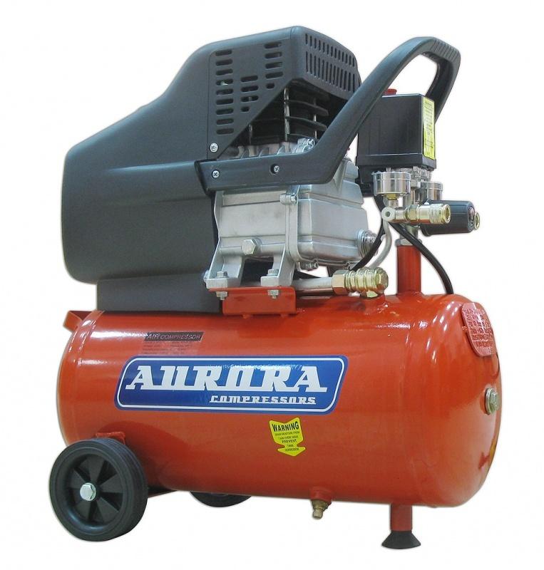 Воздушный компрессор Aurora WIND-25  воздушный компрессор aurora gale 50