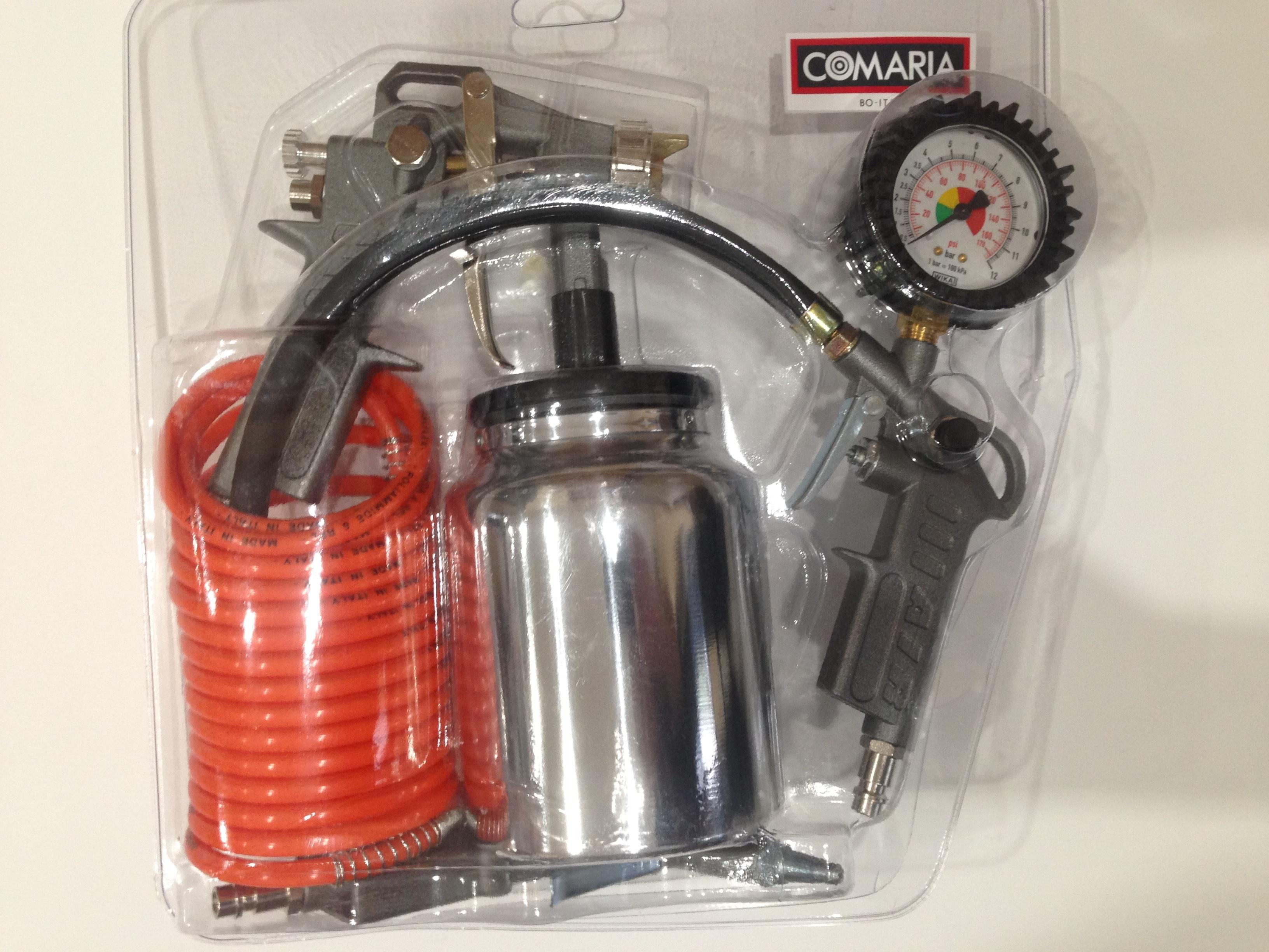 Набор для компрессора FINI Comaria 4 предмета fini cop fini cop скатерть duck цвет красный 150х210 см