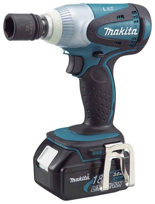 Аккумуляторный ударный гайковерт Makita DTW251RFE  винтоверт ударный аккумуляторный makita dtd147rfe