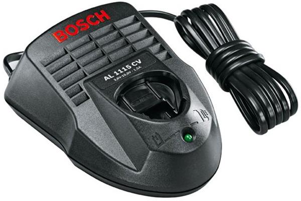 Зарядное устройство AL 1115 CV для линейки Bosch «Power4All»  зарядное устройство stihl al 500