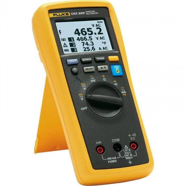 Мультиметр / вольтметр Fluke CNX 3000  тестер напряжения fluke cnx i3000 iflex комплект