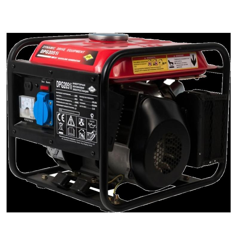 Генератор инверторного типа DDE DPG2051i  бензиновый генератор инверторного типа dde dpg1001si