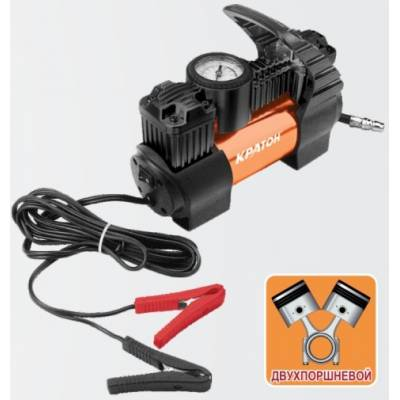 Компрессор автомобильный Кратон AC-300-10/70  компрессор автомобильный кратон ac 140 10 30