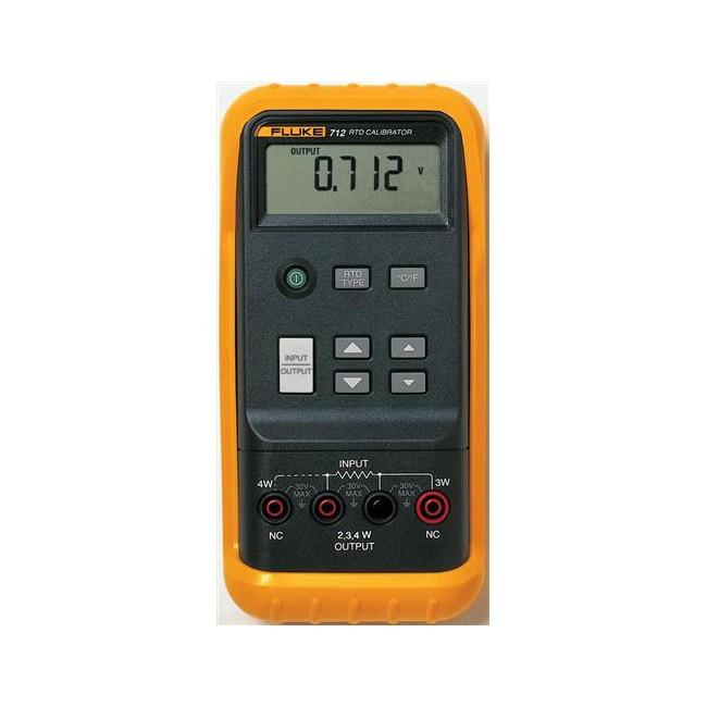 Калибратор токовой петли Fluke 715  калибратор токовой петли fluke 789 e