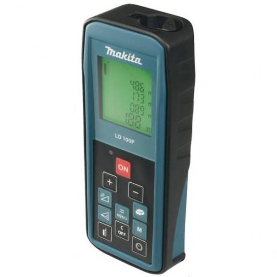 Подробнее о Дальномер Makita LD100P makita ld100p лазерный дальномер black blue