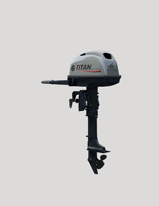 Лодочный мотор 2-х тактный TITAN TP6AMHL
