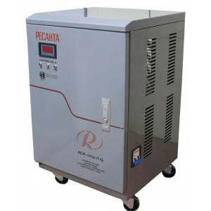 Стабилизатор Ресанта АСН-20000/1-Ц ресанта асн 120001 ц релейный в москве