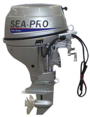 Четырехтактный лодочный мотор Sea-Pro F 15S&E