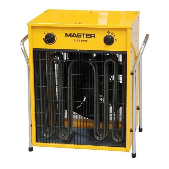 Тепловая электропушка Master B 22 EPB master b 15 epb