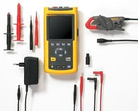 Анализатор качества питания Fluke 43BASIC/001 регистратор качества электроэнергии fluke 1760 basic
