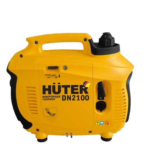 Инверторный генератор Huter DN2100 инверторный генератор huter dn1000