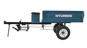 Тележка для культиватора Hyundai TR 1200  тележка для культиватора hyundai tr 1200