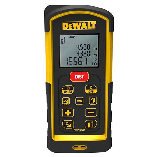 Дальномер DeWALT DW 03101  цены