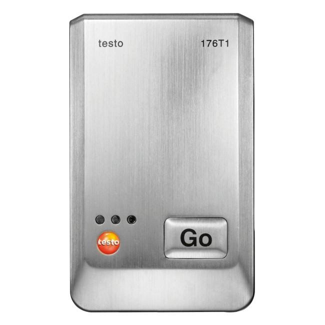 1-канальный логгер данных Testo 176 T1  2х канальный логгер данных testo 175 t2