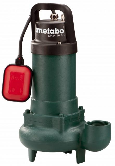 Насос погружной Metabo SP 24-46 SG насос metabo tdp 7501 s 1000вт 0250750100