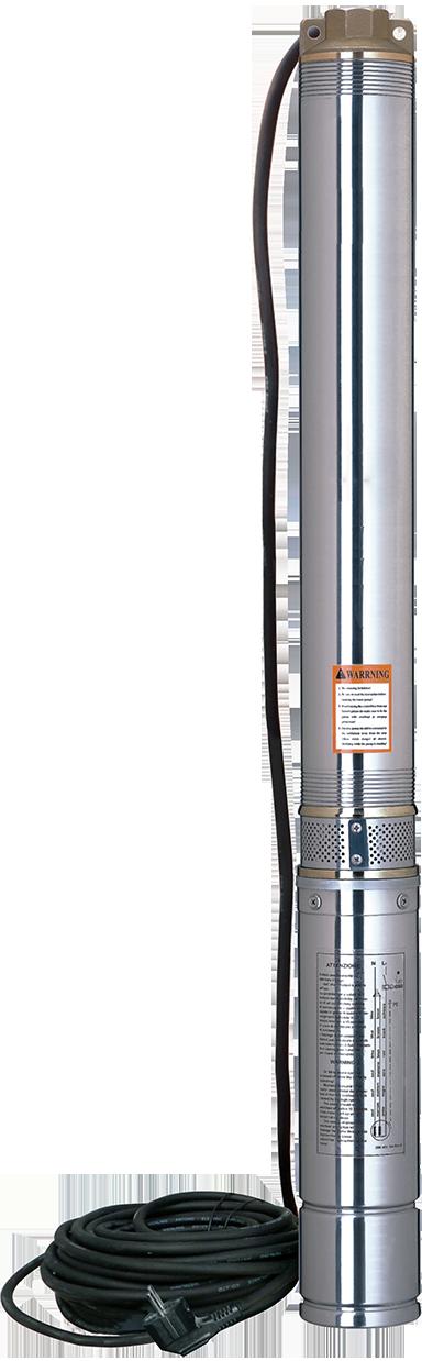 Скважинный насос Комфорт БЦПЭ-85-0.5-25м-Ч