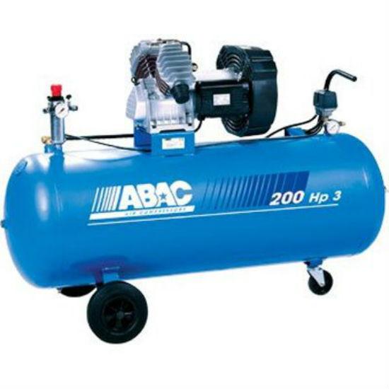 Компрессор поршневой ABAC GV 34/50 CM3  компрессор поршневой abac ws jobber gv 34 100