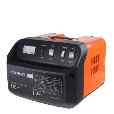 Пускозарядное устройство PATRIOT BCT- 40 Start  пускозарядное устройство patriot bct 30 start