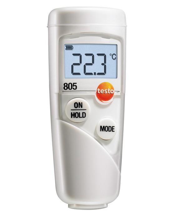 Термометр Testo 805 с чехлом TopSafe  цены